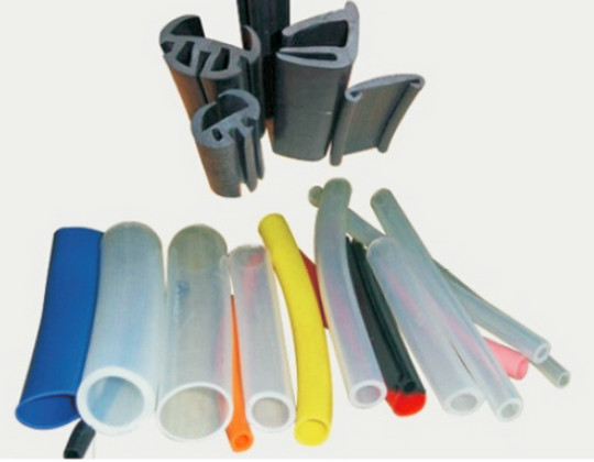 Various Extruded Products